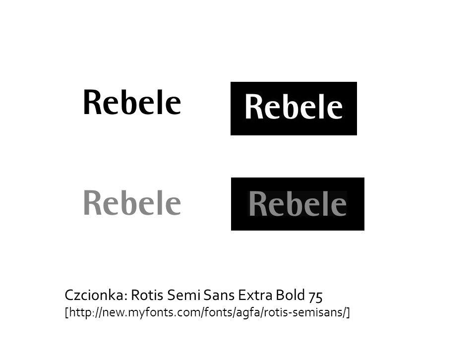 Czcionka: Rotis Semi Sans Extra Bold 75 [http://new. myfonts